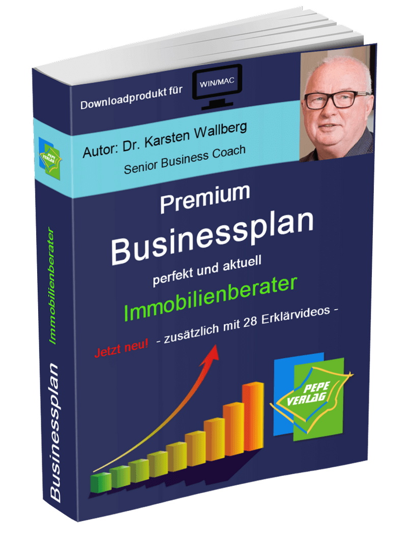 Immobilienberater Businessplan