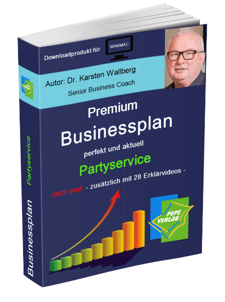 Partyservice Businessplan